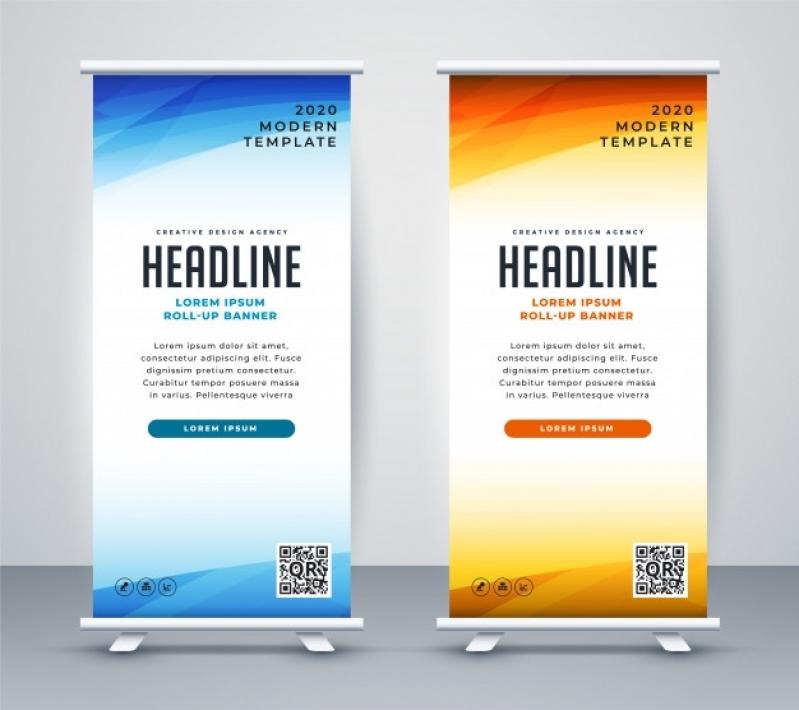 Impressão Digital Banner Vila Helena - Impressão Digital Gráfica