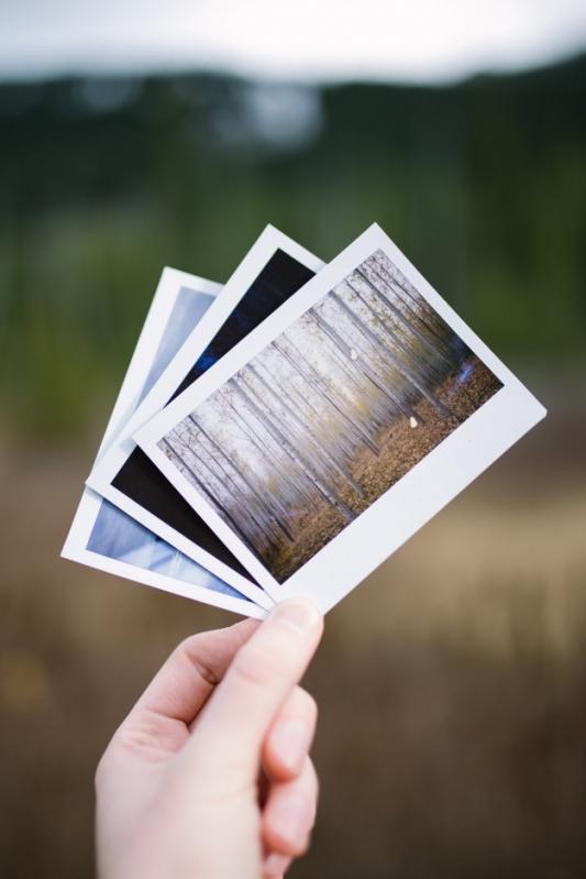 Revelar Fotos Quadrada Cesário Lange - Revelar Fotos Polaroid