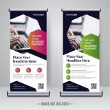 banner impressão digital valores Centro