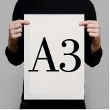 impressão digital a3 Sorocaba