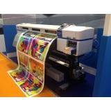 impressão para grandes formatos