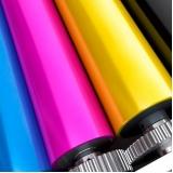 onde encontro impressão digital offset Além Linha